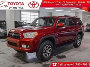 2011 Toyota 4Runner SR5 Upgrade, V6, Remote Starter, Leather, Su