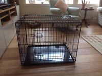 Dog Cage - Ellie-Bo