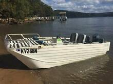 Websters Twin Fisher 1992 model 4.0M Brooklyn Hornsby Area Preview