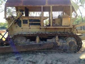 CAT D8H 270HP With Rake And Cutter Bar Parkhurst Rockhampton City Preview