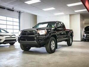 2015 Toyota Tacoma Touch Screen, Back Up Camera, Alloy Rims, USB