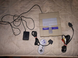 this is a complete Super NES 50$