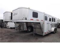 Aluminum Horse and Livestock Trailers at Jensen's