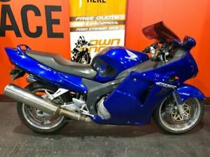 2002 Honda CBR1100XX (super Blackbird) Nerang Gold Coast West Preview