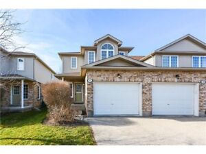 Convenient Located, Medium Townhouse  (For Rent) Guelph, ON