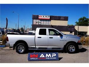2010 Dodge Ram 1500 SXT HEMI 5.7L V8 SHORT BOX QUAD CAB