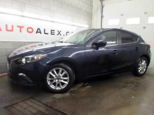 2014 Mazda 3 SPORT TOURING HATCHBACK AUTO A/C MAGS CRUISE