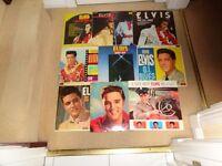 Elvis Presley Albums - Qty 10