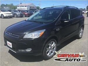 Ford Escape SEL 2.0 AWD Navigation Cuir MAGS 2013
