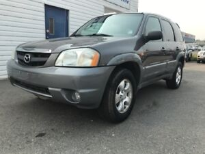2002 Mazda Tribute SUV LX LOW KILOMETERS