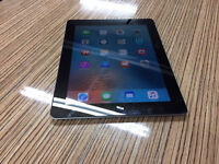 "Apple iPad 4 16GB Wi-Fi, Retina Display 9.7"" Black RETINA DISPLAY Tablet"