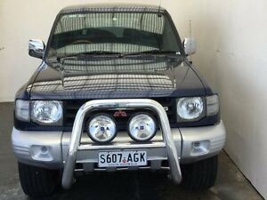 1998 Mitsubishi Pajero NL GLS Blue 4 Speed Automatic Wagon Mount Gambier Grant Area Preview