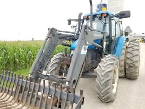 Used New Holland TS 100