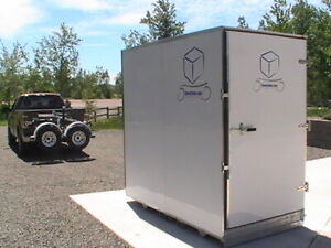 3 Enclosed trailers / Toolbox for contractors