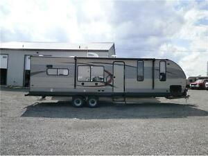 2017 FOREST RIVER CHEROKEE 274 RK LIMITED! REAR KITCHEN! $26995!