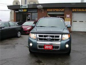 2012 Ford Escape Limited -4WD | NO ACCIDENTS | WE FINANCE !!