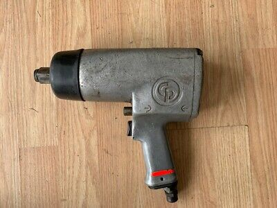 Cp Chicago Pneumatic Cp772h 34 Drive Impact Air Wrench Trigger Stuck