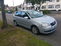 VOLKSWAGEN POLO 1.4 TDI £30 A YEAR ROAD TAX 55+MPG 1 YEAR MOT DRIVES GREAT BARGAIN £1295