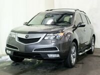 2010 Acura MDX SH-AWD Leather Sunroof Remote Starter