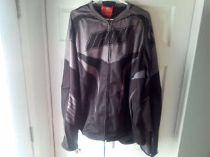 Icon Hooligan Motorcycle Jacket with armour. Mesh Jersey 3XL
