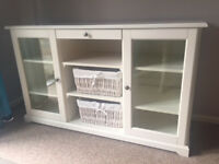 Ikea Liatorp Sideboard - can be used as sideboard or entertainment systems cabinet