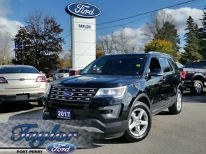 2017 Ford Explorer XLT *LEATHER* *SUNROOF* *V6*