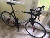 Specialized Allez 2015 Road Bike 61cm frame - barely 1 year old and less than 100 miles on clock...