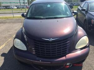 2004 CHRYSLER PT CRUISER AUTOMATIQUE CLIMATISEE 4CYLINDRES