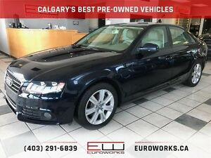 2010 Audi A4 2.0T CALGARY'S BEST PRE-OWNED VEHICLES.  Your De...