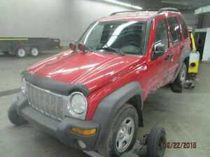 Jeep Liberty 2002 - Parting out
