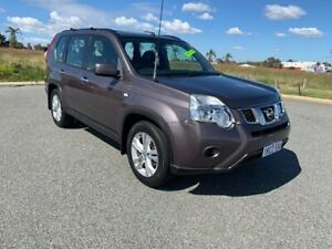 2012 Nissan X-Trail T31 MY11 ST (4x4) Grey 6 Speed CVT Auto Sequential Wagon Wangara Wanneroo Area Preview