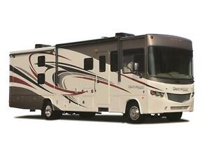 RV Rental: 35 Luxury Class A  Motor Home with bunks!