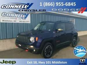 2016 Jeep Renegade Trailhawk  ** My Sky Moon Roof **