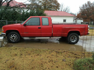 1993 Chevrolet dually 3500