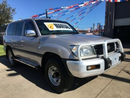 2001 Toyota Landcruiser FZJ105R GXL (4x4) 5 Speed Manual 4x4 Wagon Brooklyn Brimbank Area Preview