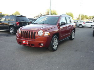2010 Jeep Compass North SUV, Crossover, No accident