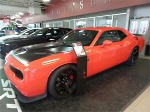 *BRAND NEW 2017 DODGE CHALLENGER SRT HELLCAT* LET IT SNOW PROMO!