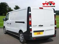 14 Renault RENAULT TRAFIC LL29 1.6 DCi 115PS Long Wheel Base Business with Air c