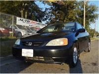 2002 HONDA CIVIC Si COUPE*NO ACCIDENTS*A/C**SUNROOF & MORE!