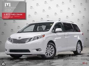 2014 Toyota Sienna XLE Limited package 7-passenger All-wheel Dri