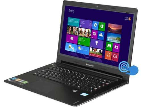 "Lenovo Notebook S400 (59385916) 14.0"" Intel Core i3 3217U (1.80GHz) 500GB HDD 4G"