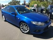 2014 Ford Falcon FG MkII XR6 Blue 6 Speed Sports Automatic Sedan Bunbury Bunbury Area Preview