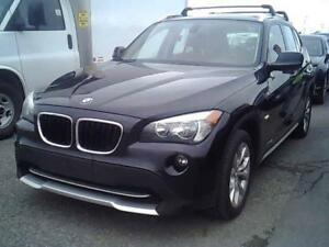 2012 BMW X1 2.0 Liter -4WD* *TRÈS PROPRE* SUNROOF-$69 SEMAINE