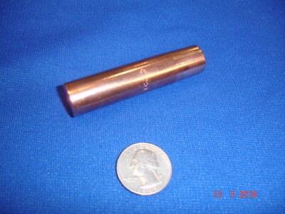 Tuffaloy Spot Welding Flat Nose Straight Tip 136-2511 C2511 2-34 Overall