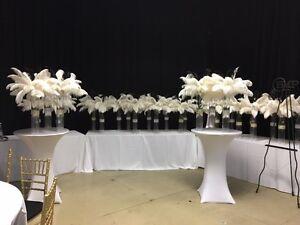 centre de table, mariage, bal ou évenement spécial