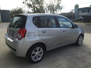 2008 Holden Barina TK MY08 Silver 4 Speed Automatic Hatchback North Brighton Holdfast Bay Preview