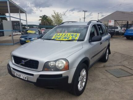 2005 Volvo XC90 2.5T 5 Speed Auto Geartronic Wagon Fairfield East Fairfield Area Preview