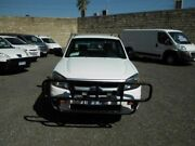 2010 Ford Ranger PK XL (4x2) White 5 Speed Manual Cab Chassis Beaconsfield Fremantle Area Preview
