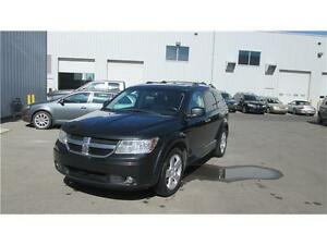 2 vans 7 passengers :2009 dodge journey and 2014 G caravan