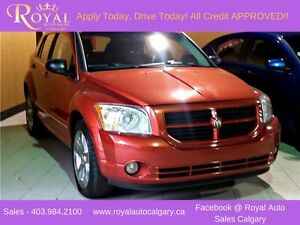2010 Dodge Caliber SXT  Just $33 /week o.a.c.!